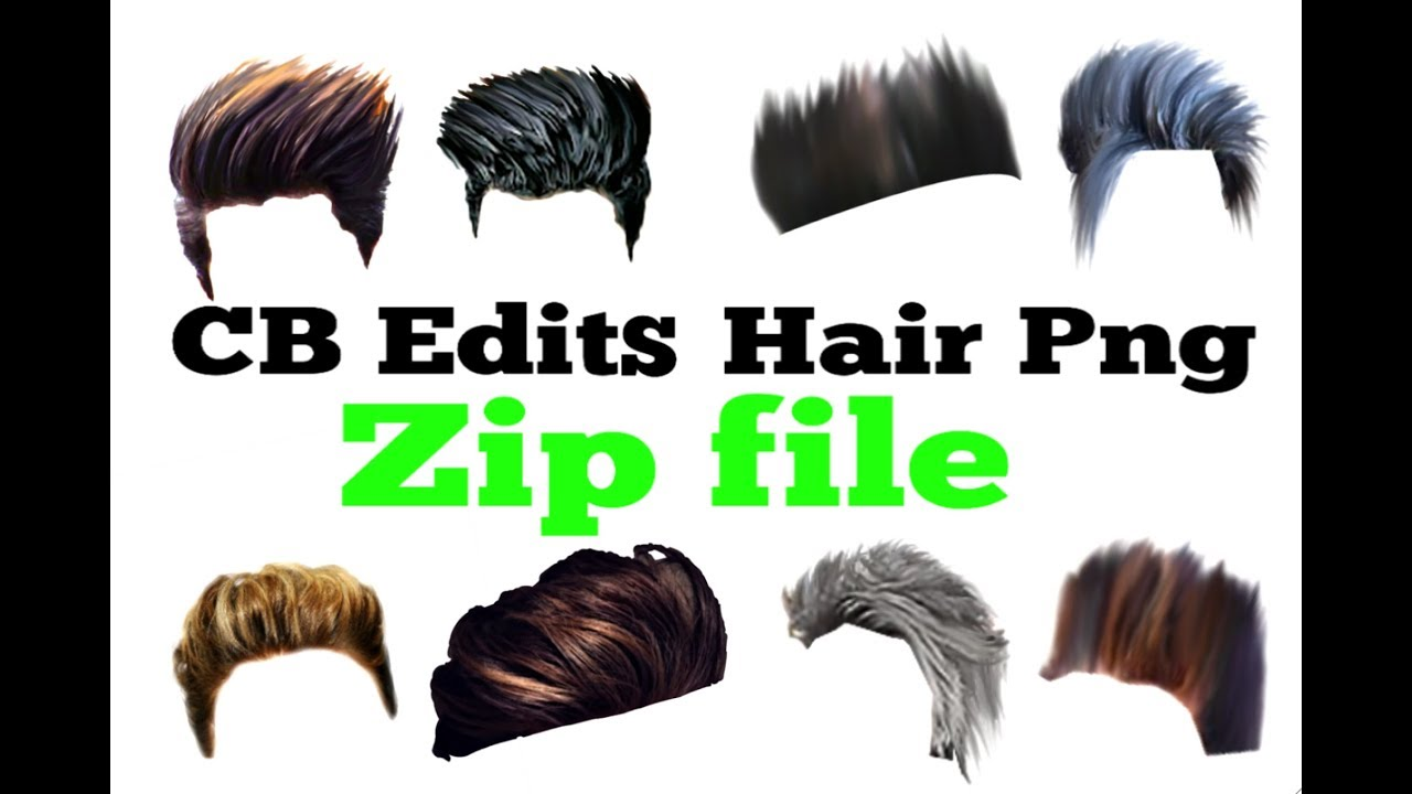 How To Make Cb Edits Hair Style Png Picsart Autodesk Sketch Tutorial