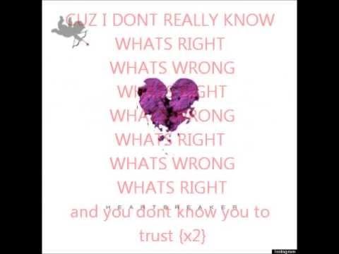 Justin bieber Heartbreaker lyrics