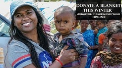 Donate a Blanket this Winter!