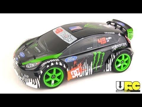 Traxxas Rally VXL Ken Block Edition REVIEW