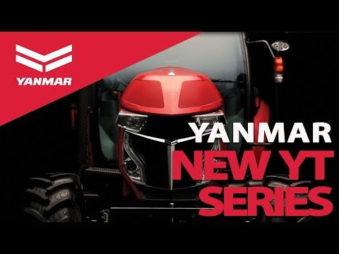 New YT Tractors from YANMAR America