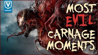 Most Evil Carnage Moments!