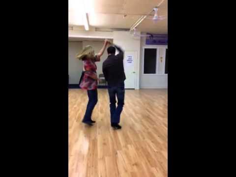 "Rob & Tina ""I"" ~ Friday Night Dancing in Morgan Hill"