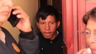 SUJETO VIOLABA/ULTRAJABA A SUS DOS PERROS(ZOOFILIA) EN UNA AZOTEA Y LE TOMAN FOTO //HUANCAYO