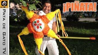 ¡Haz tu propia piñata! / Make your own pinata!