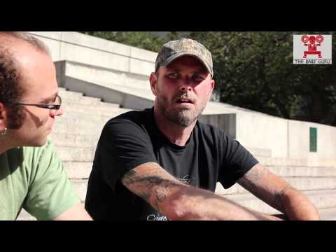 Interview & Live Performance With Tim Barry - Gabbing With The Guru