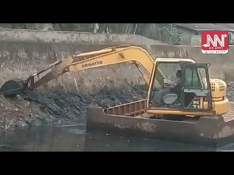 Dredging of Bharalu River on March 17th