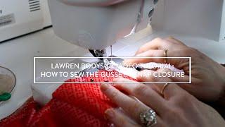 Lawren Bodysuit Video Tutorial…