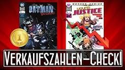 Der Batman-Effekt - DC Verkaufszahlencheck Februar 2019! (Comic-Podcast #11)