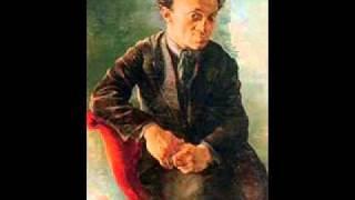 Поёт  Соломон Михоэлс   Solomon Mikhoels 1932