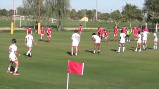 Thomas Isherwood with Canada U18 Rugby, NA4 Series,Phoenix, AZ