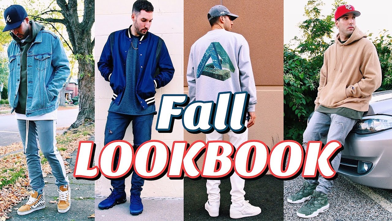 FALL LOOKBOOK - OUTFITS I'LL BE WEARING THIS FALL SEASON - ADIDAS - PALACE - YEEZY - NIKE - VANS 8