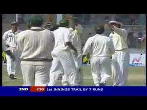 Muhammad Asif Destroys Indian Batting