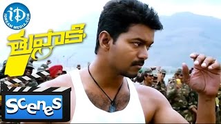 thuppakki movie vijay introduction fight scene kajal aggarwal ar murugadoss