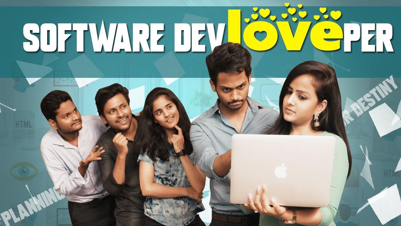 Download The Software DevLOVEper || EP - 1 || Shanmukh Jaswanth Ft. Vaishnavi Chaitanya || Infinitum Media