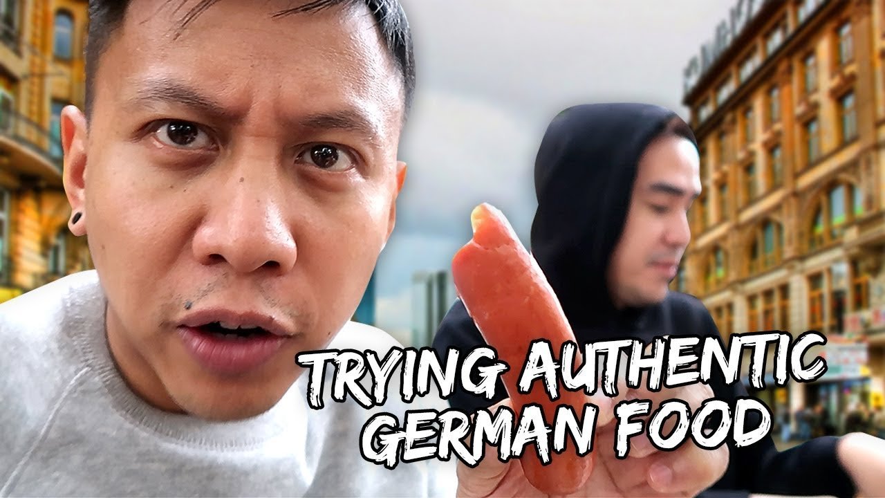 Trying Authentic German Food in Germany | Vlog #553