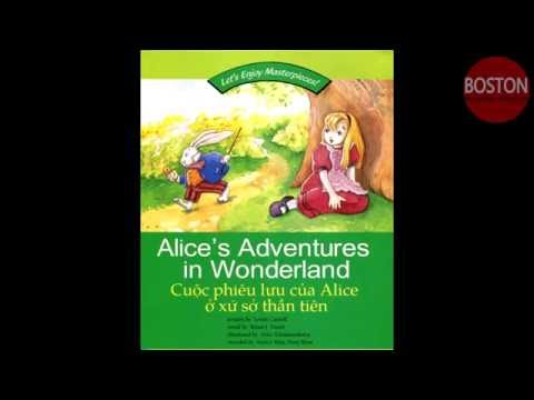 Practice Listening English - Alice's Adventures in Wonderland - Learn English through stories