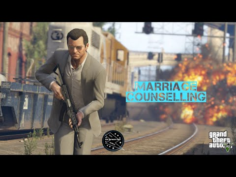 Gta 5 Misi Marriage Counseling #7 Indonesia