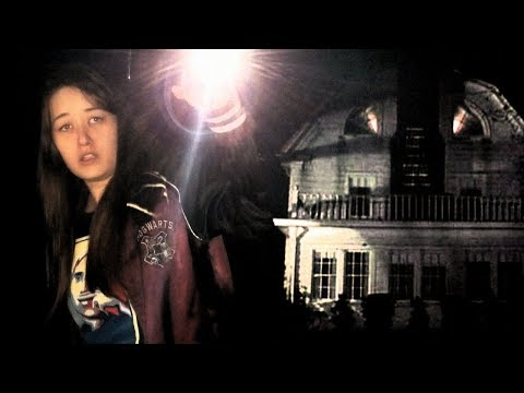 Paranormal Activity Caught on Tape in the Amityville House S8: Ep8