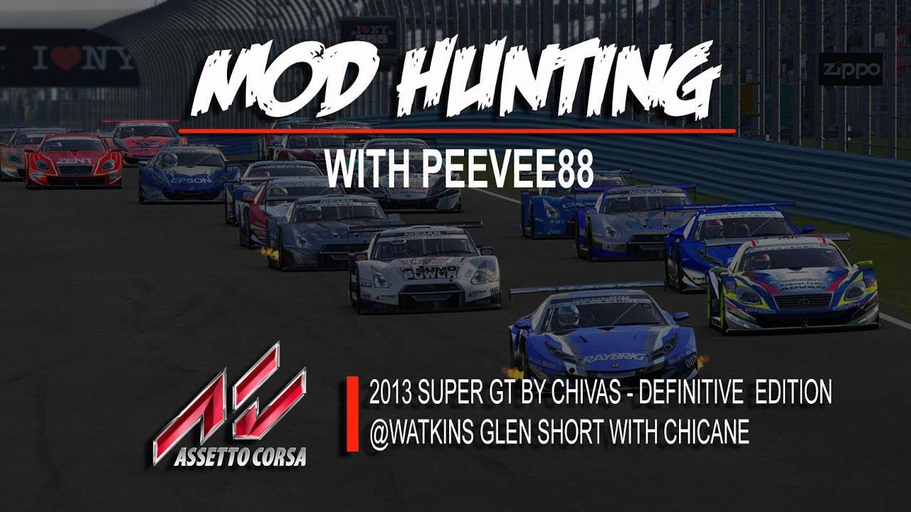 Mod Hunting: Driving Assetto's definitive Super GT mod for