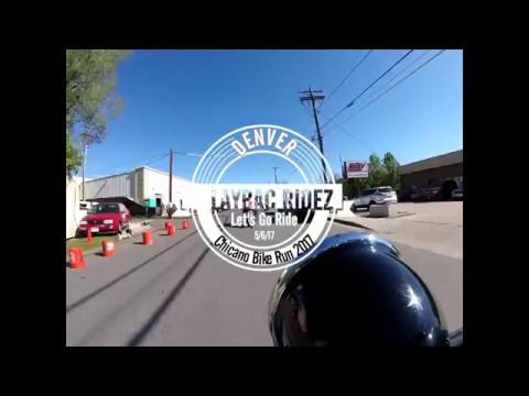 2017 Denver Chicano Bike Run