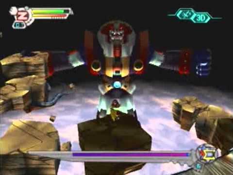 Mega Man X7 Final Boss Battles and Ending