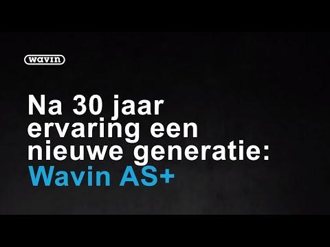 Wavin - Ultieme Geluidsreductie Met Nieuwe Wavin AS+
