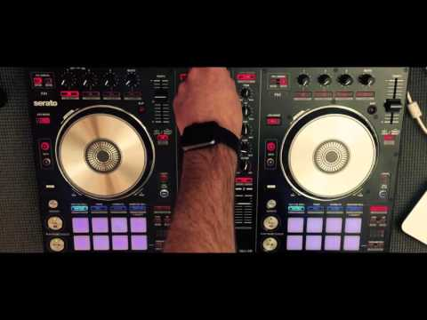 How to DJ - watch a live mix with the Pioneer DDJ-SR #01 Closer To Truth Pt 1