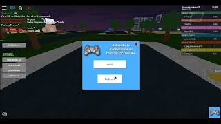 Bank Factory Tycoon CODE - ROBLOX