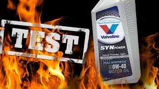 Valvoline SynPower 0W40 Który olej silnikowy jest najlepszy?