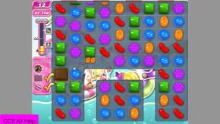Candy Crush Saga Level 1030 No Boosters