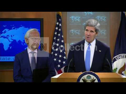 DC:KERRY NAMES SPECIAL ENVOY-MIDEAST PEACE TALKS