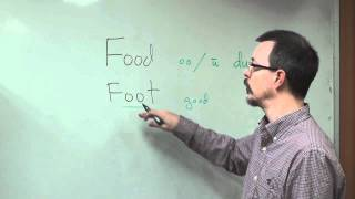 Q&A: What's the pronunciation difference between FOOT and FOOD