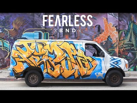 Fearless BND - Jump Around [OFFICIAL MUSIC VIDEO]