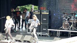 Mastodon - Where Strides The Behemoth & Mother Puncher, Live @ Sonisphere,Stockholm 2011