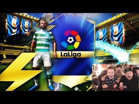 FIFA 17: LA LIGA TOTS CREW PACK OPENING 🔥🔥