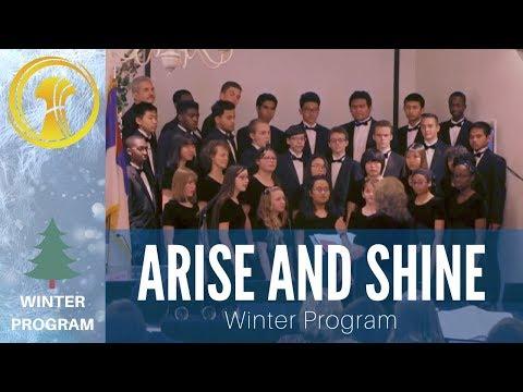 2018 Oklahoma Academy | Winter Concert - Arise And Shine