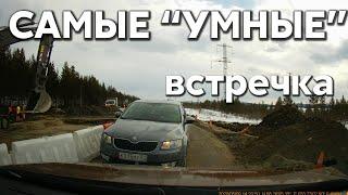 """Подборка САМЫХ """"УМНЫХ"""" водителей #380"""