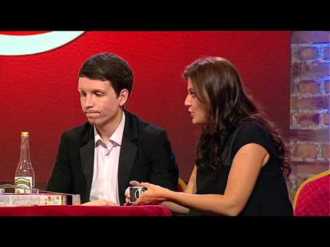 Две пары играют в Элиас | Мамахохотала-шоу | НЛО-TV