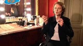 Charlotte Rampling - les doudous enchantés