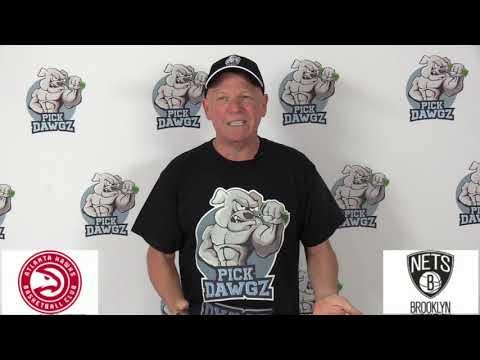 Brooklyn Nets vs Atlanta Hawks 12/21/19 Free NBA Pick and Prediction NBA Betting Tips