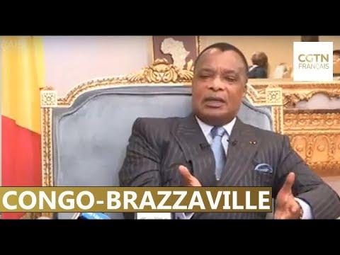 Interview du président de République du Congo Denis Sassou-Nguesso