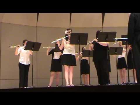 Flute Choir at TTU Music Institute