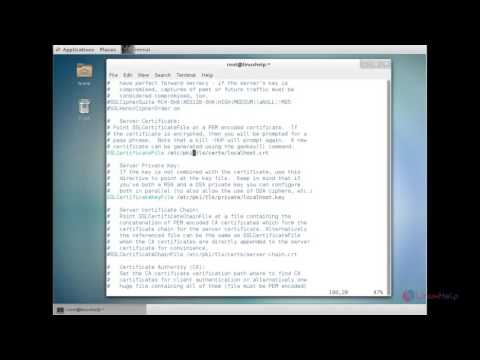 How To Install SSL Certificate In RHEL/CentOS