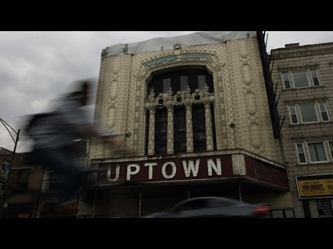 'Nothing ever changes at the Uptown theater'