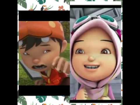 Boboiboy, Yaya, Fang, Ying (pencuri hati)