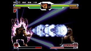 [TAS] SNK Vs Capcom Chaos Ultra Remix - Violent Akuma