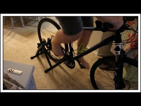 HOW TO RIDE YOUR BICYCLE INSIDE
