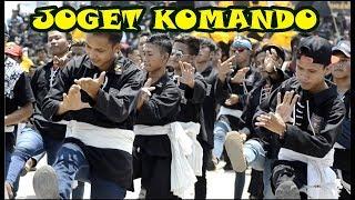 Gambar cover JOGET UNIK # Joget KOMANDO Versi Dulur PSHT .