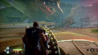 God of War Ps4 - Lake of light chest (IDUNN APPLE CHEST) (Life meter)